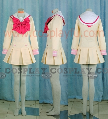 Heartcatch Precure Cosplay on Cosplay  Myodo Academy Uniform  From Heartcatch Precure   Cosplay