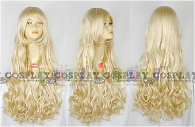 Tsumugi Wig (Light Blonde) from K ON