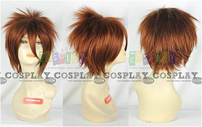 Tsuna Wig from Katekyo Hitman Reborn