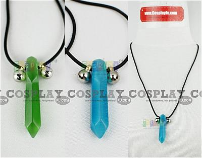 Tsunade Necklace from Naruto (Packed)