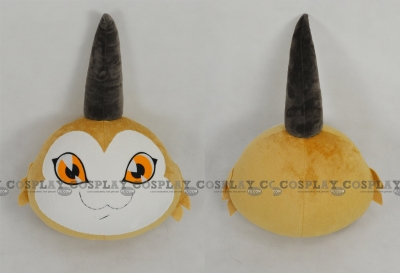 Tsunomon Plush from Digimon Adventure