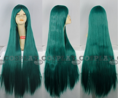 Tsuruya Wig from The Melancholy of Haruhi Suzumiya