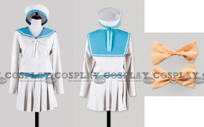 Tutorial Girl Cosplay from Kantai Collection