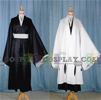 Ukitake Cosplay from Bleach