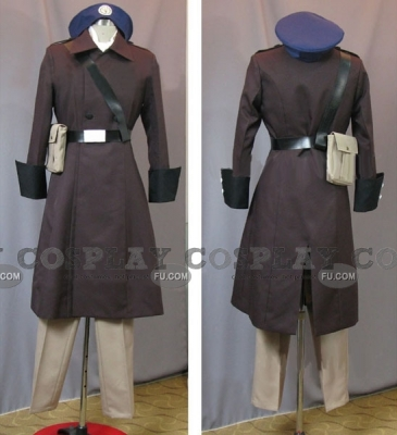 Ukraine Cosplay (FemUniform) from Axis Powers Hetalia