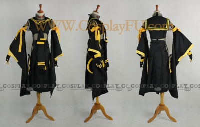 Umbreon Cosplay (Human 2nd) from Pokemon
