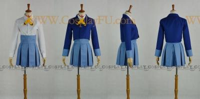 Umi Cosplay (Uniform) from Magic Knight Rayearth