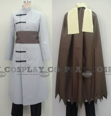 Umibouzu Cosplay from Gin Tama