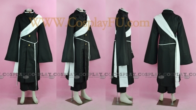 Under Taker Cosplay Costume from Kuroshitsuji