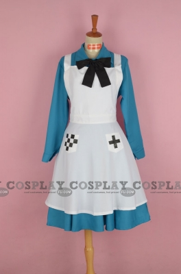 United Kingdom Costume (Girl) from Axis Powers Hetalia