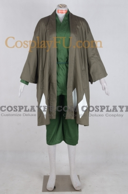 Urahara Cosplay (009-C27) from Bleach