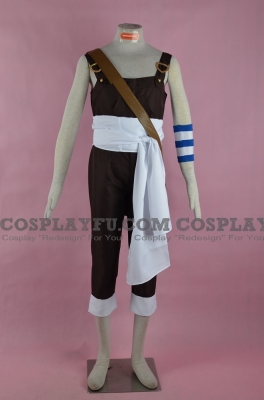 Usopp Cosplay from One Piece
