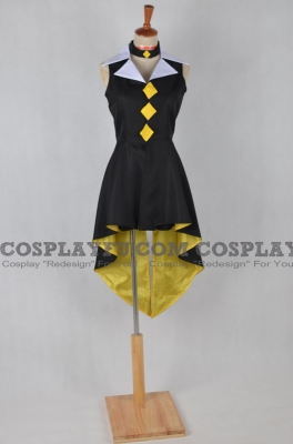 Utau Cosplay (Dark Jewel) from Shugo Chara