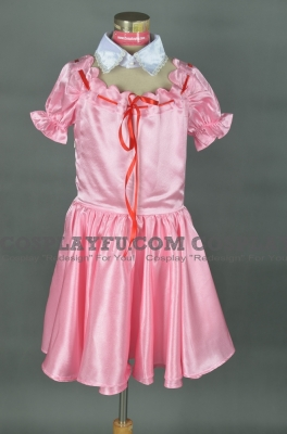 Utau Cosplay (Seraphic Charm) from Shugo Chara