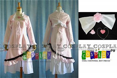 Utau Cosplay from Shugo Chara