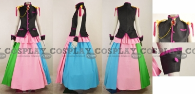 Utena Cosplay (Rose Bride, 2nd) from Revolutionary Girl Utena