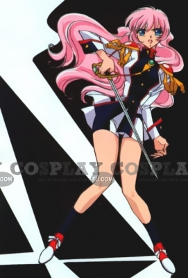 Utena Cosplay (White) from Revolutionary Girl Utena