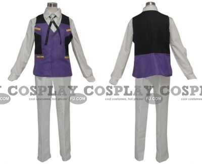 Chris Costume (Child) from Yu Gi Oh Zexal