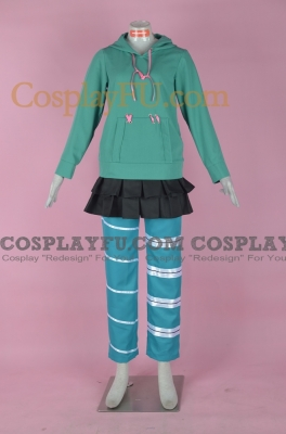 Vanellope Cosplay from Wreck-It Ralph