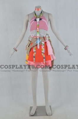 Vanille Cosplay (Customize) from Final Fantasy XIII