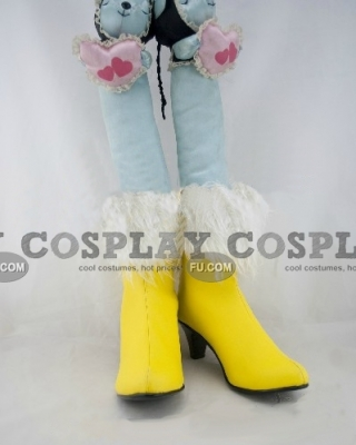 Vanille Shoes (A659) from Final Fantasy XIII