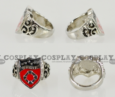 Varia Ring from Katekyo Hitman Reborn
