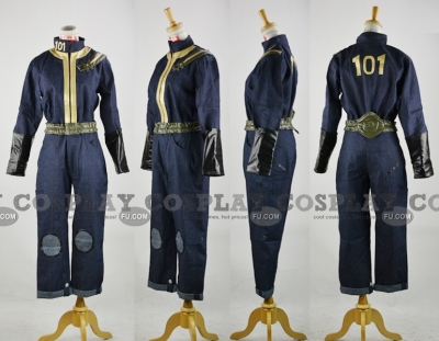 Vault 101 Costume from Fallout 3