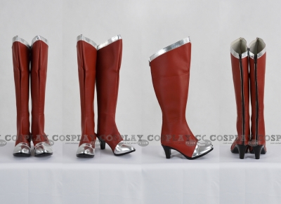 Heartseeker Vayne Shoes (1526) from League of Legends