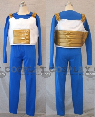 Vegeta Cosplay form Dragon Ball