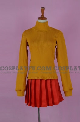 Velma Cosplay from Aloha Scooby Doo