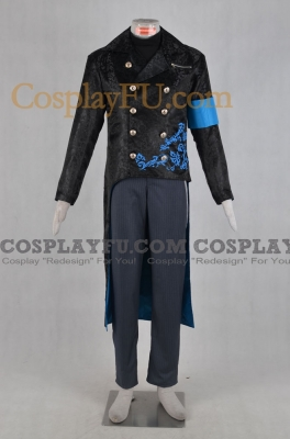 Vergil Cosplay from Devil May Cry