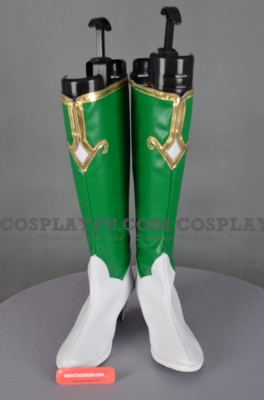 Vert Shoes (C569) from Hyperdimension Neptunia