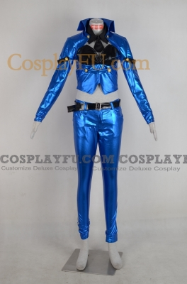 Officer Vi Costume from League of Legends
