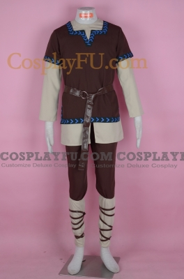 Iceland Cosplay (Viking!) from Axis Powers Hetalia