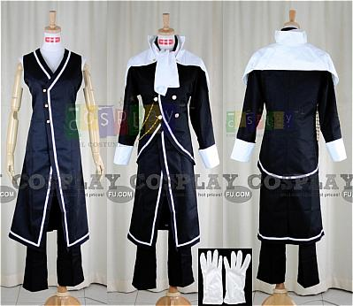 Vincent Cosplay (Uniform) from Pandora Hearts