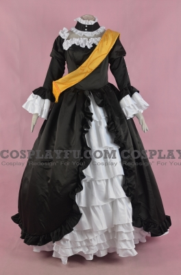 Virgilia Cosplay from Umineko: When They Cry
