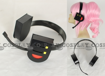 Miku Headphones from Vocaloid
