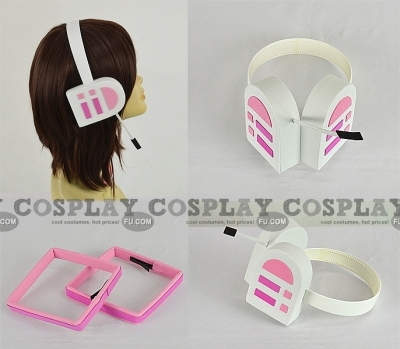 Vocaloid Headphones (Miku, Sakura, package) from Vocaloid