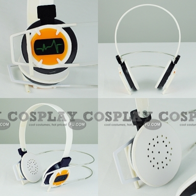 Vocaloid Headphones (Rin, Len, Append) from Vocaloid