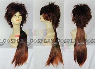 Vongola Giotto Wig from Katekyo Hitman Reborn