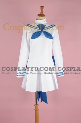 Wadanohara Cosplay (White) from Wadanohara and the Great Blue Sea