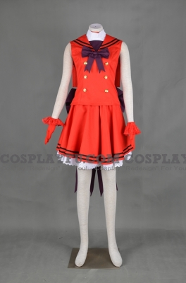 Wadanohara Cosplay from Wadanohara and the Great Blue Sea