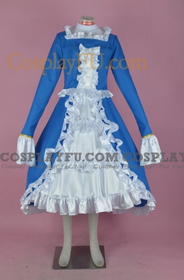Walpurgis Night Cosplay from Puella Magi Madoka Magica