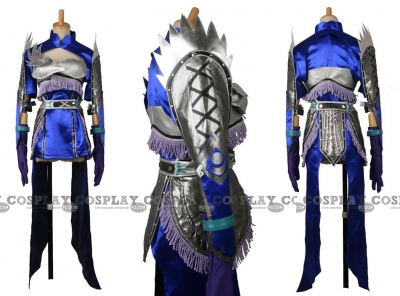 Wang Yi Cosplay from Dynasty Warriors
