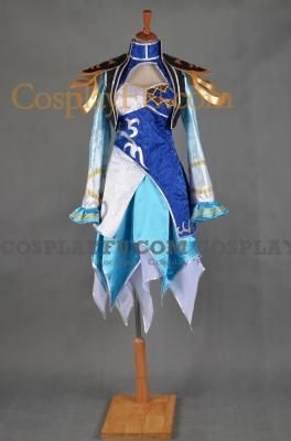 Wang Yuanji Cosplay from Dynasty Warriors 7