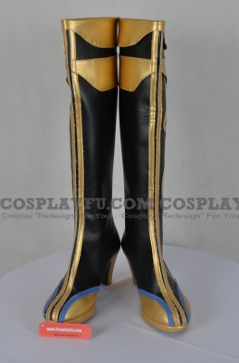 Wang Yuanji Shoes from Dynasty Warriors
