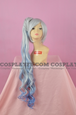 Weiss Wig (Mix Color) from RWBY