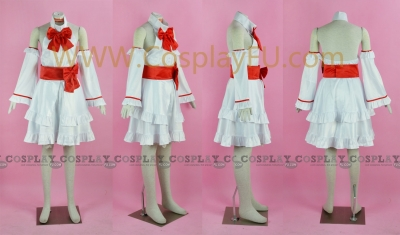 Wendy Cosplay (White) from Fairy Tail