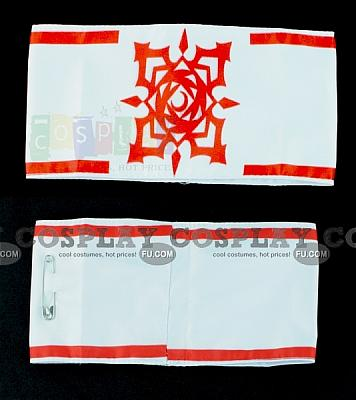 White Armband from Vampire Knight