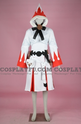 White Mage Cosplay from Final Fantasy XIV
